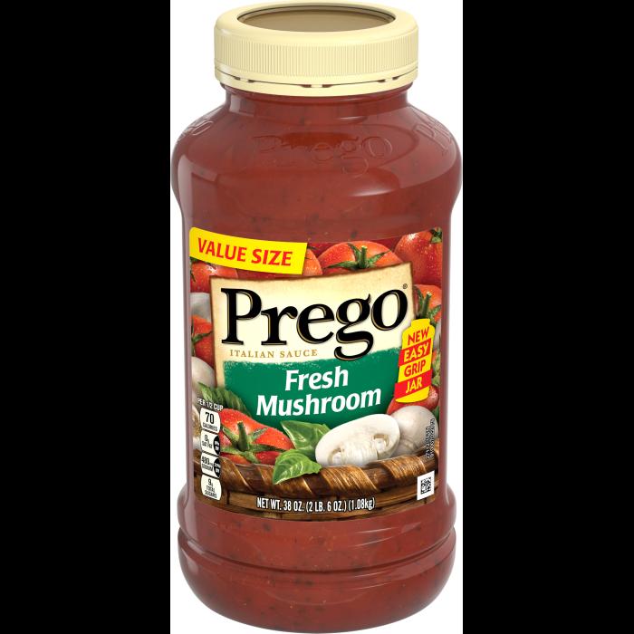 Fresh Mushroom Italian Sauce