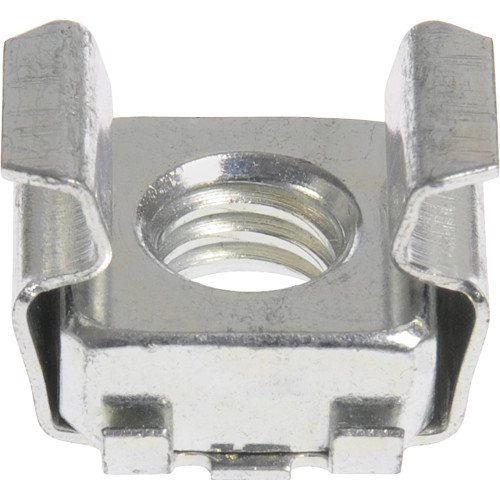 Zinc-Plated Cage Nut (1/4