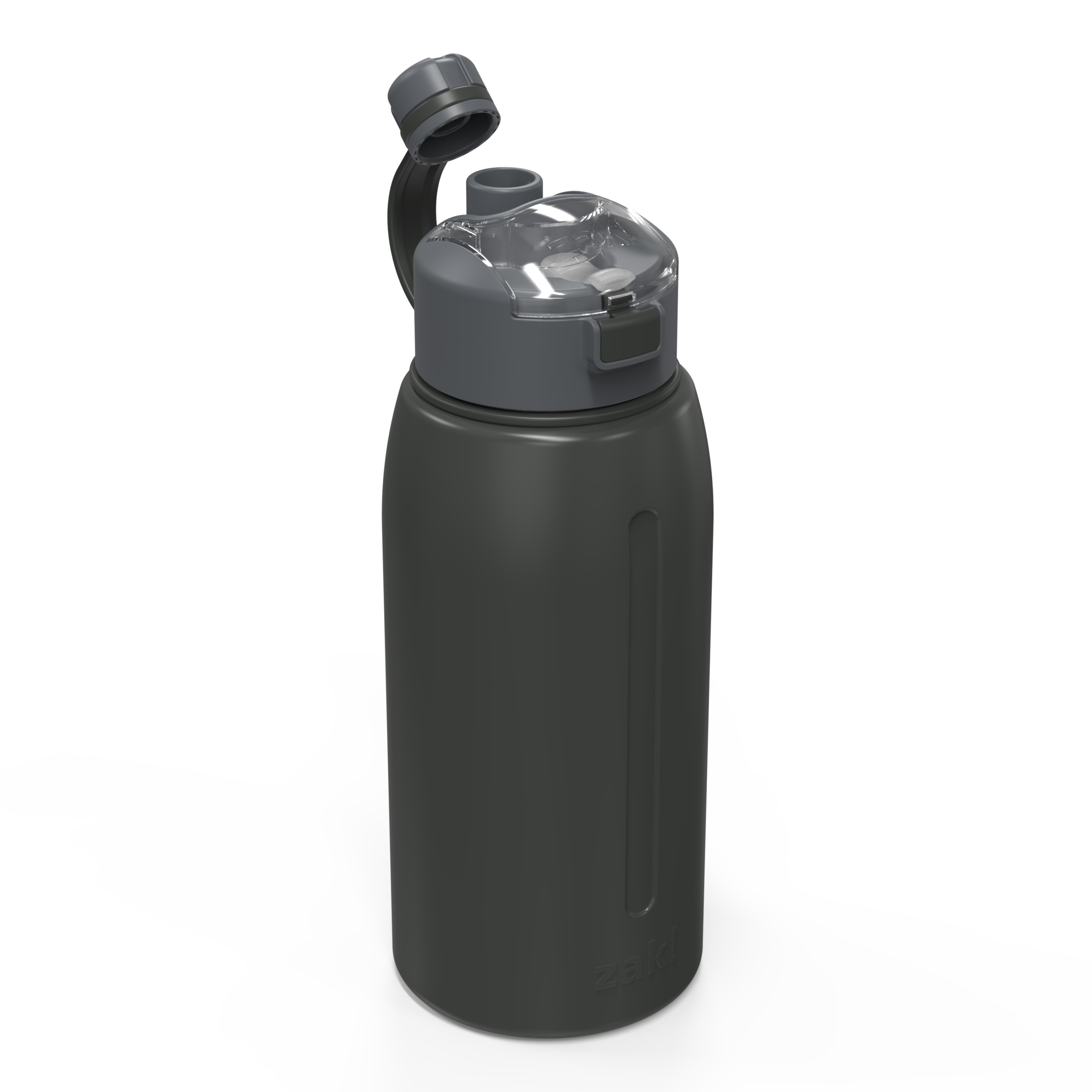 Genesis 32 ounce Vacuum Insulated Stainless Steel Tumbler, Charcoal slideshow image 5