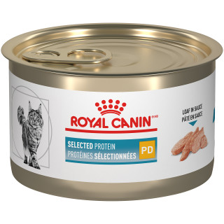 Feline Selected Protein PD Loaf in Sauce Canned Cat Food