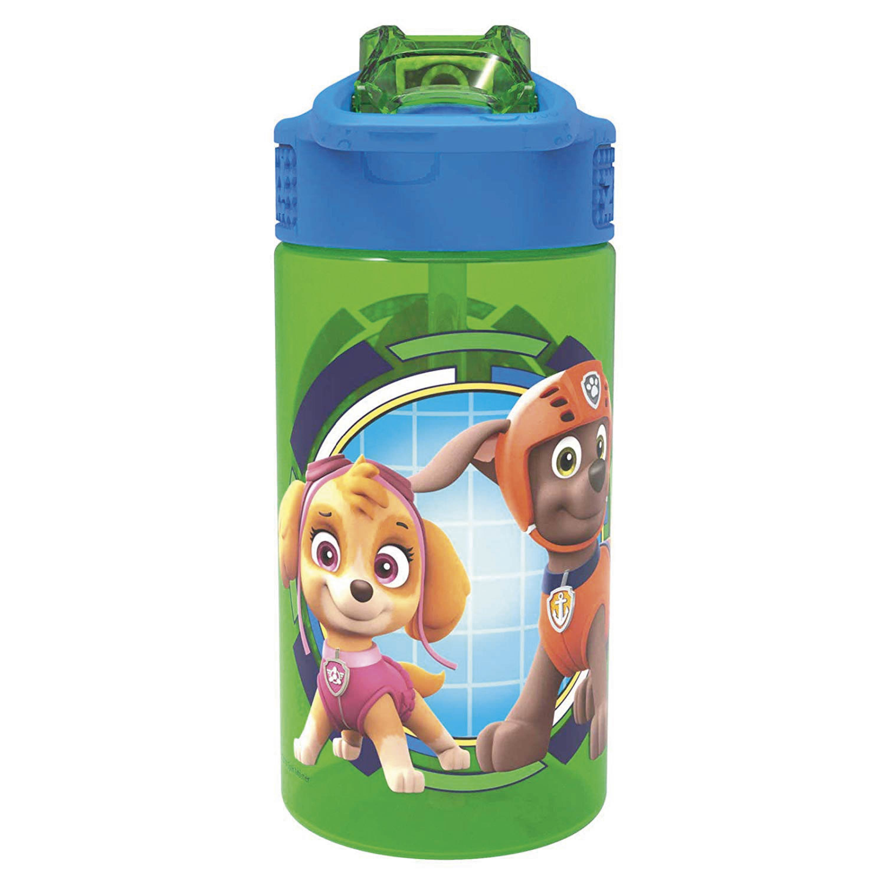 Paw Patrol 16 ounce Water Bottle, Rocky, Rubble & Chase slideshow image 5