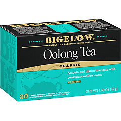 Oolong Tea - Case of 6 boxes - total of 120 teabags