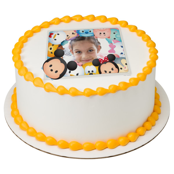 Disney Tsum Tsum Pic Of The Day! PhotoCake® Edible Image® Frame