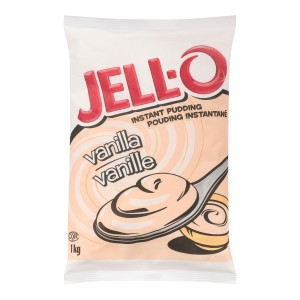 JELL-O Instant Pudding Vanilla 1kg 2 image