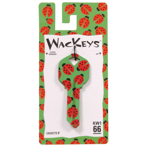 WacKey Ladybug Key Blank Kwikset/66 KW1