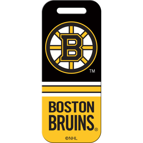 Boston Bruins Large Luggage Quick-Tag 5 Pack