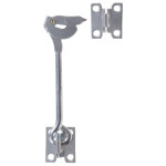 Hardware Essentials Gate Hook Latches with Plates