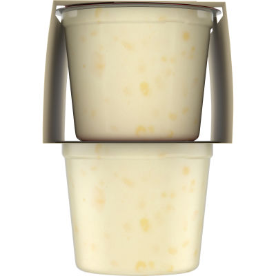 Jell-O Ready to Eat Fat Free Tapioca Pudding Snack, 15.5 oz Sleeve (4 Cups)