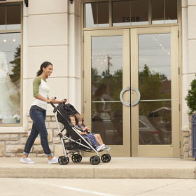 Minno Twin Double Stroller