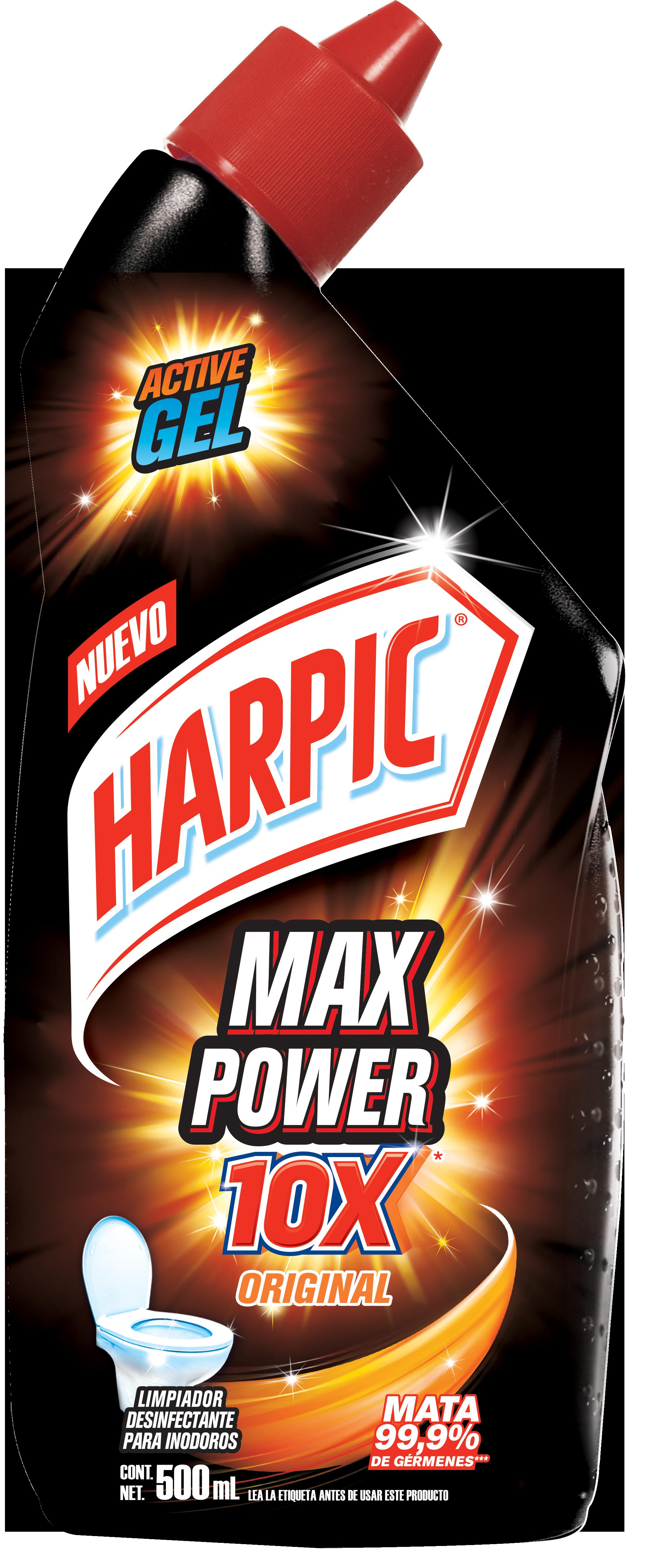 Harpic® Max Power 10x Original 500ml