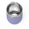 Palisades 11.5 ounce Vacuum Insulated Stainless Steel Tumbler, Iris, 3-piece set slideshow image 3
