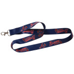 MLB Atlanta Braves Lanyard