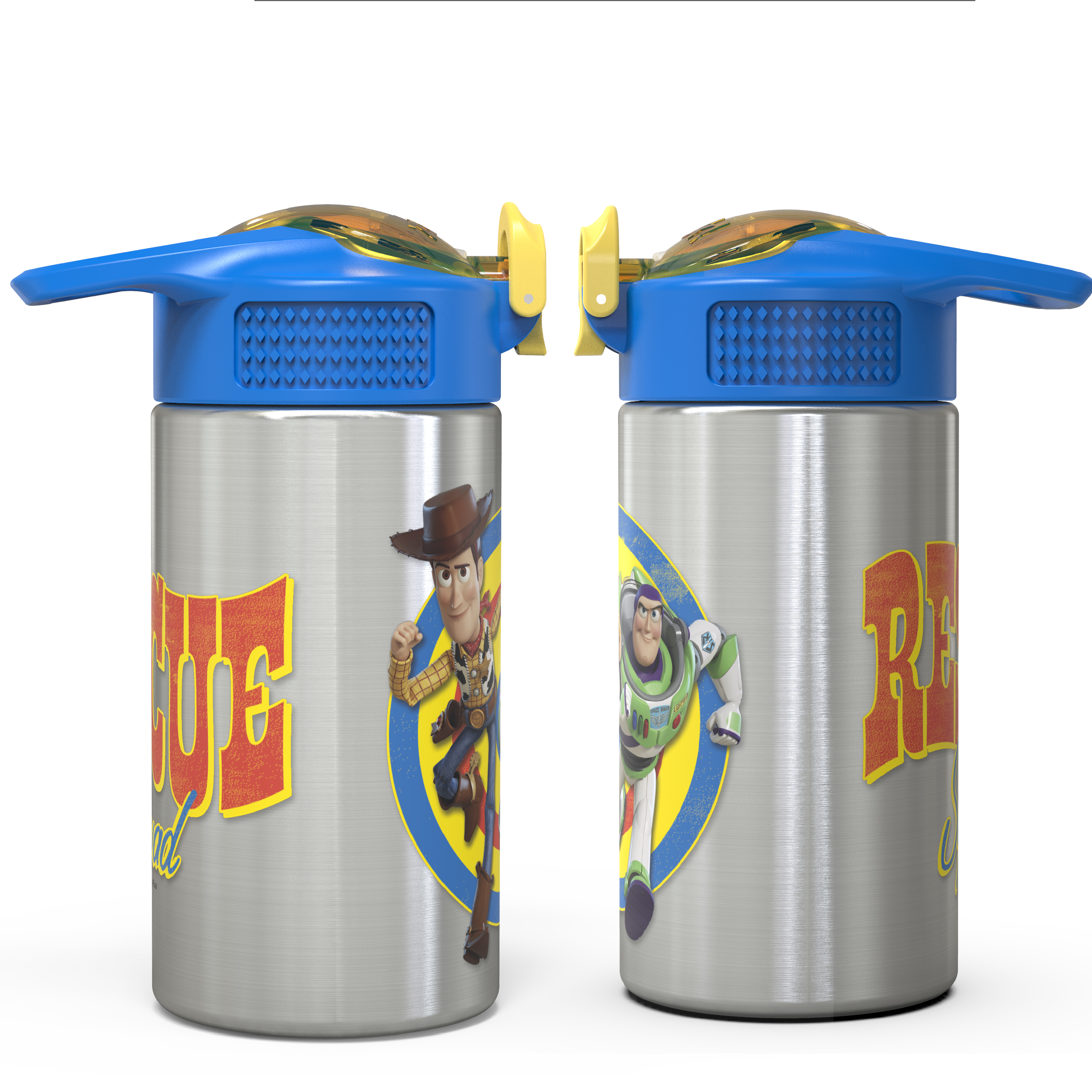 Toy Story 4 15.5 ounce Water Bottle, Buzz & Woody slideshow image 13