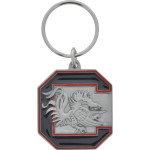 University of South Carolina Key Ring