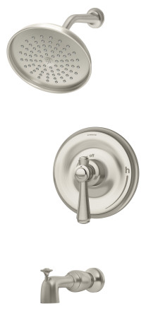 Degas Tub/Shower Trim