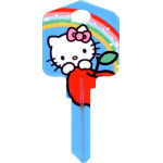Hello Kitty Blue Key Blank