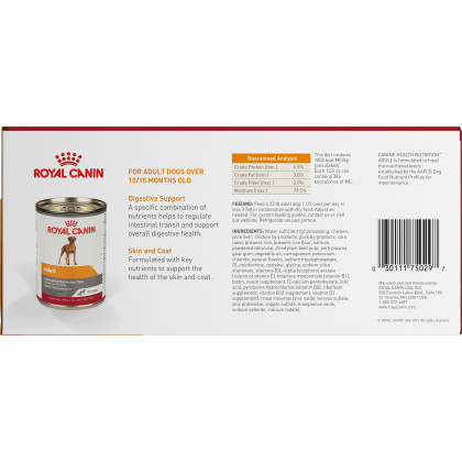 Adult Canned in Gel Dog Food