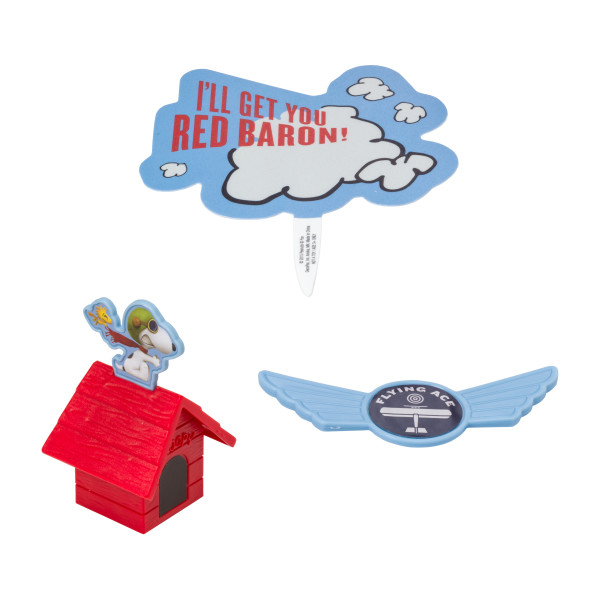 Peanuts® Flying Ace DecoSet®