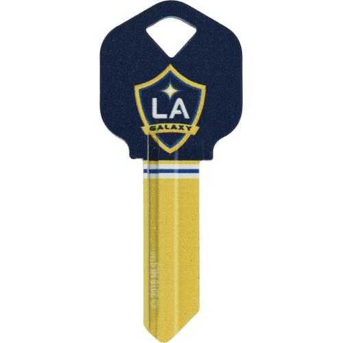 LA Galaxy Key Blank (KW1)