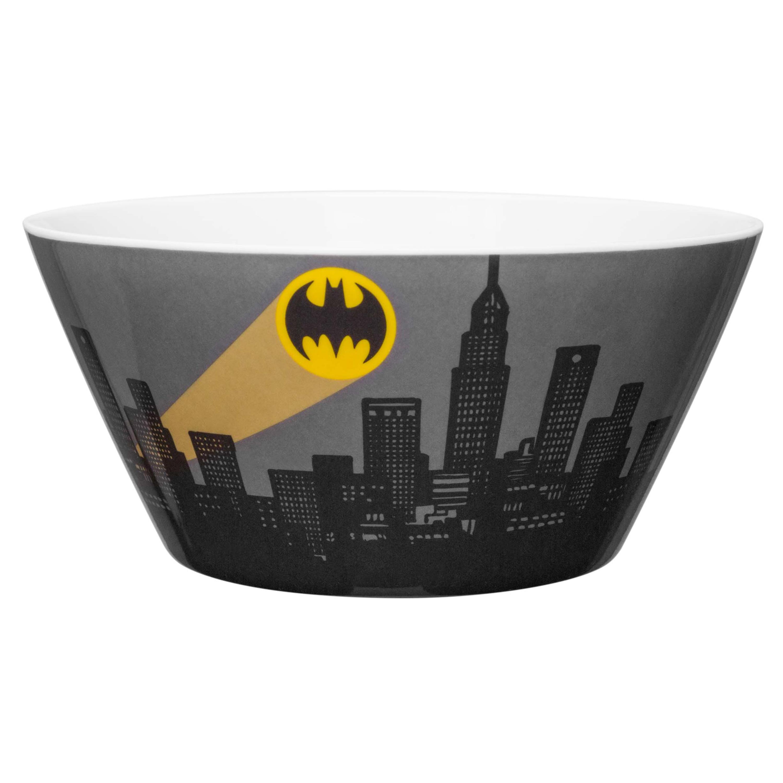 DC Comics Plate and Bowl Set, Batman, 2-piece set slideshow image 4