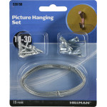 Hillman Picture Hanging Sets