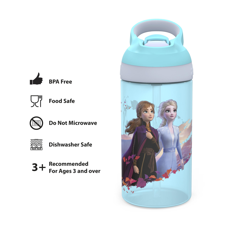 Disney Frozen 2 Movie Dinnerware Set, Anna and Elsa, 5-piece set slideshow image 8