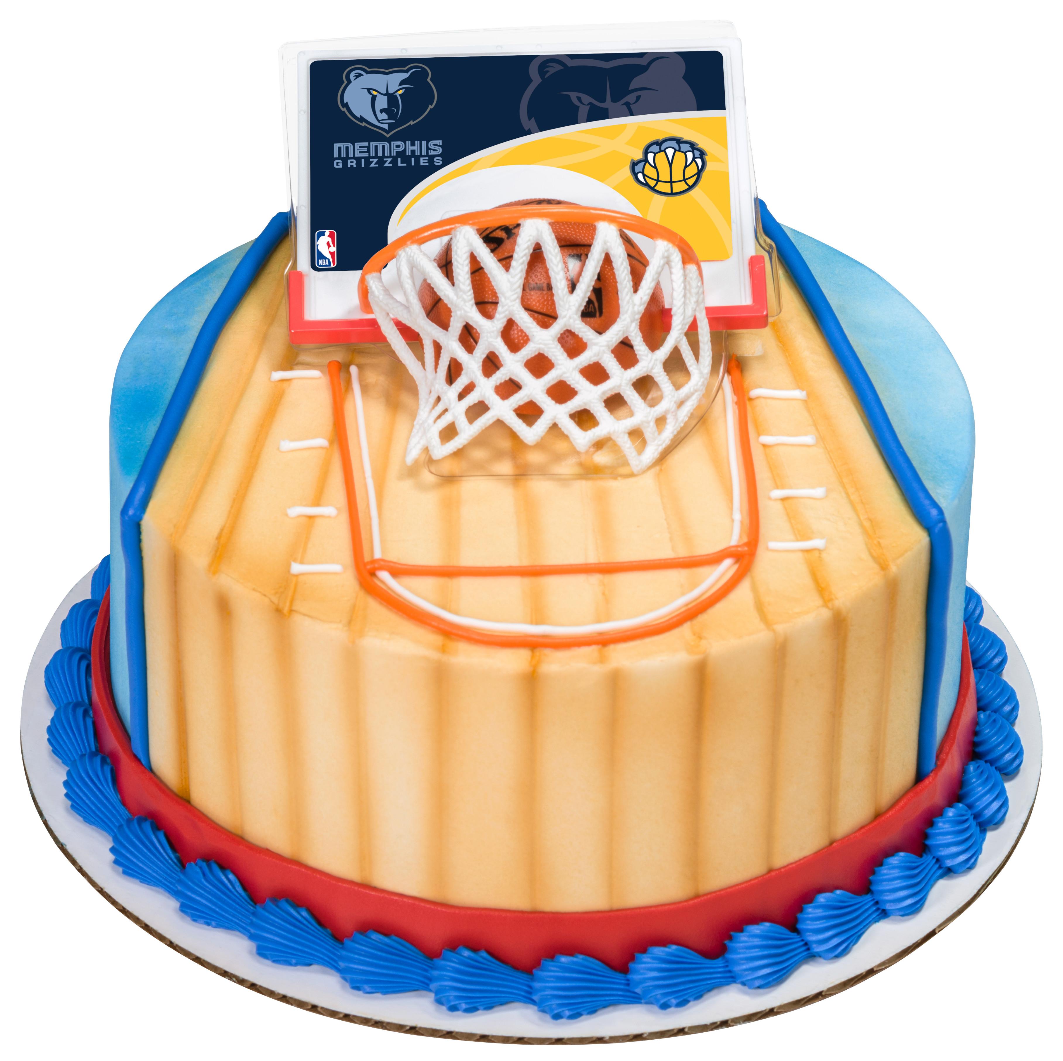 NBA Memphis Grizzlies Slam Dunk