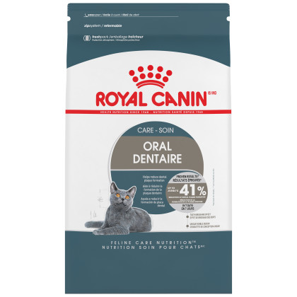Royal Canin Feline Care Nutrition Oral Care Adult Dry Cat Food