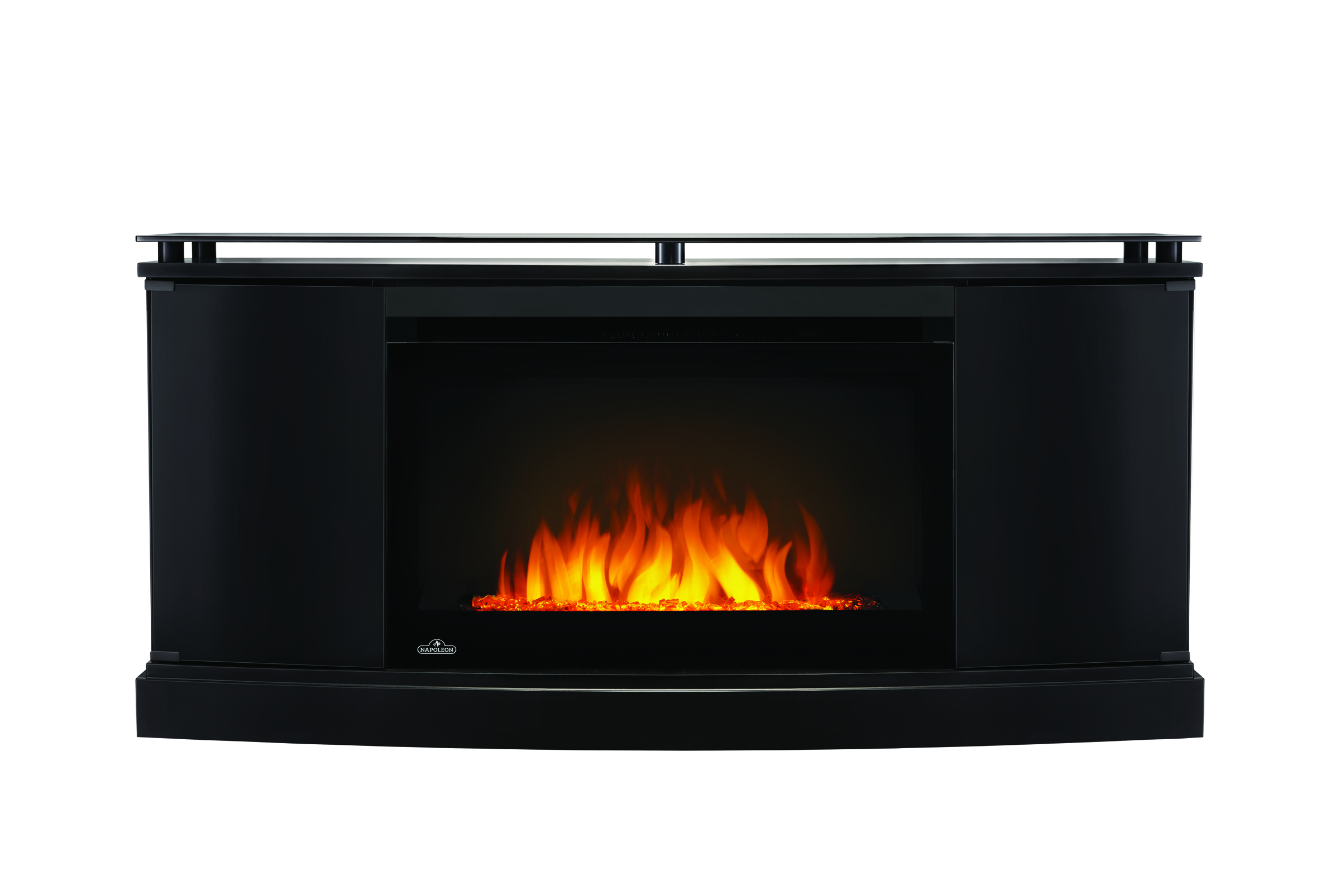 Napoleon NEFP27-3116B The Anya Electric Fireplace Mantel/Ent