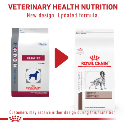 Royal Canin Veterinary Diet Canine Hepatic Dry Dog Food