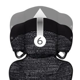 Big Kid Highback 2-in-1 Belt-Positioning Booster Car Seat