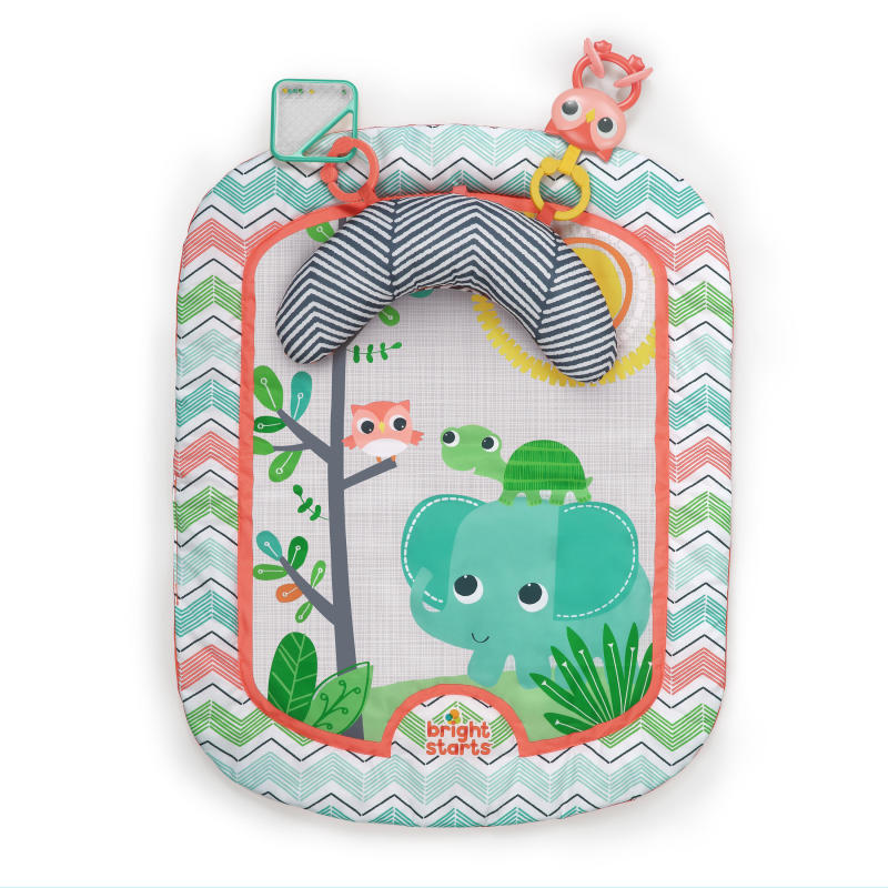 Giggle & See Safari™ Prop & Play Mat