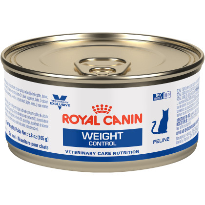 Royal Canin Veterinary Diet Feline Weight Control Canned Cat Food