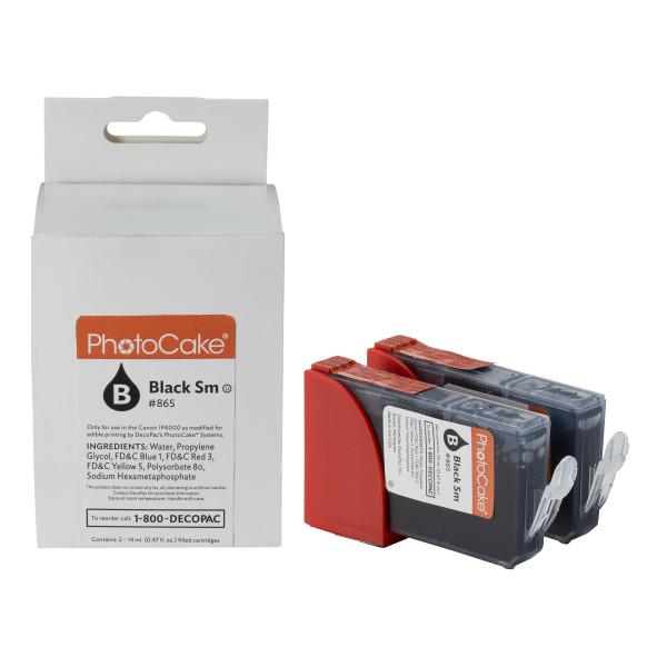 Cartridge, Deco 30 Black PhotoCake® Ink