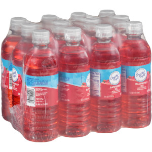 Crystal Light Bottle - Raspberry Ice, 16 oz. image