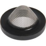 "#60 Stainless Mesh Filter Washer (1"" Diameter)"