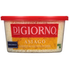 DiGiorno Shredded Asiago Cheese 5 oz Tub