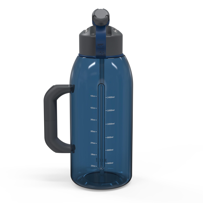 Genesis 64 ounce Water Bottle, Indigo slideshow image 8