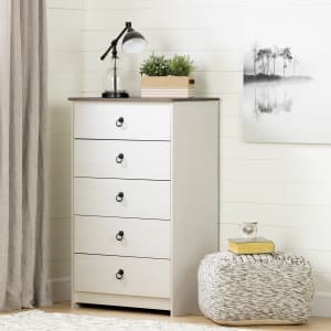 Plenny - Commode 5 tiroirs