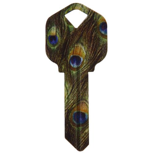 WacKey Feather Key Blank Kwikset/66 KW1