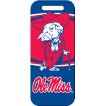 Mississippi Ole Miss rebels Large Luggage Quick-Tag