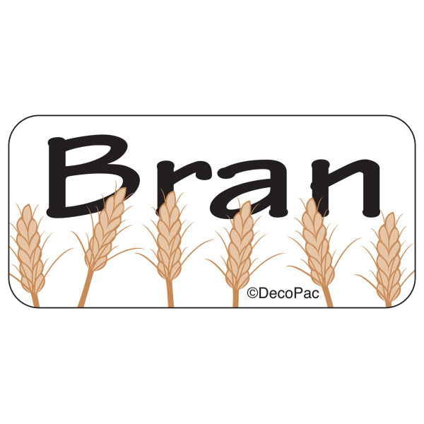 Bran Label PhotoCake® Edible Image®