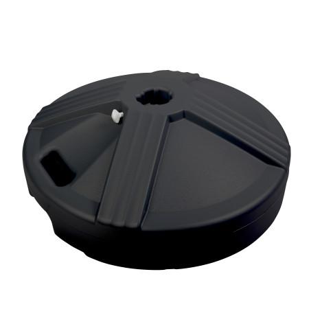 50 lb Umbrella Base - Black 1