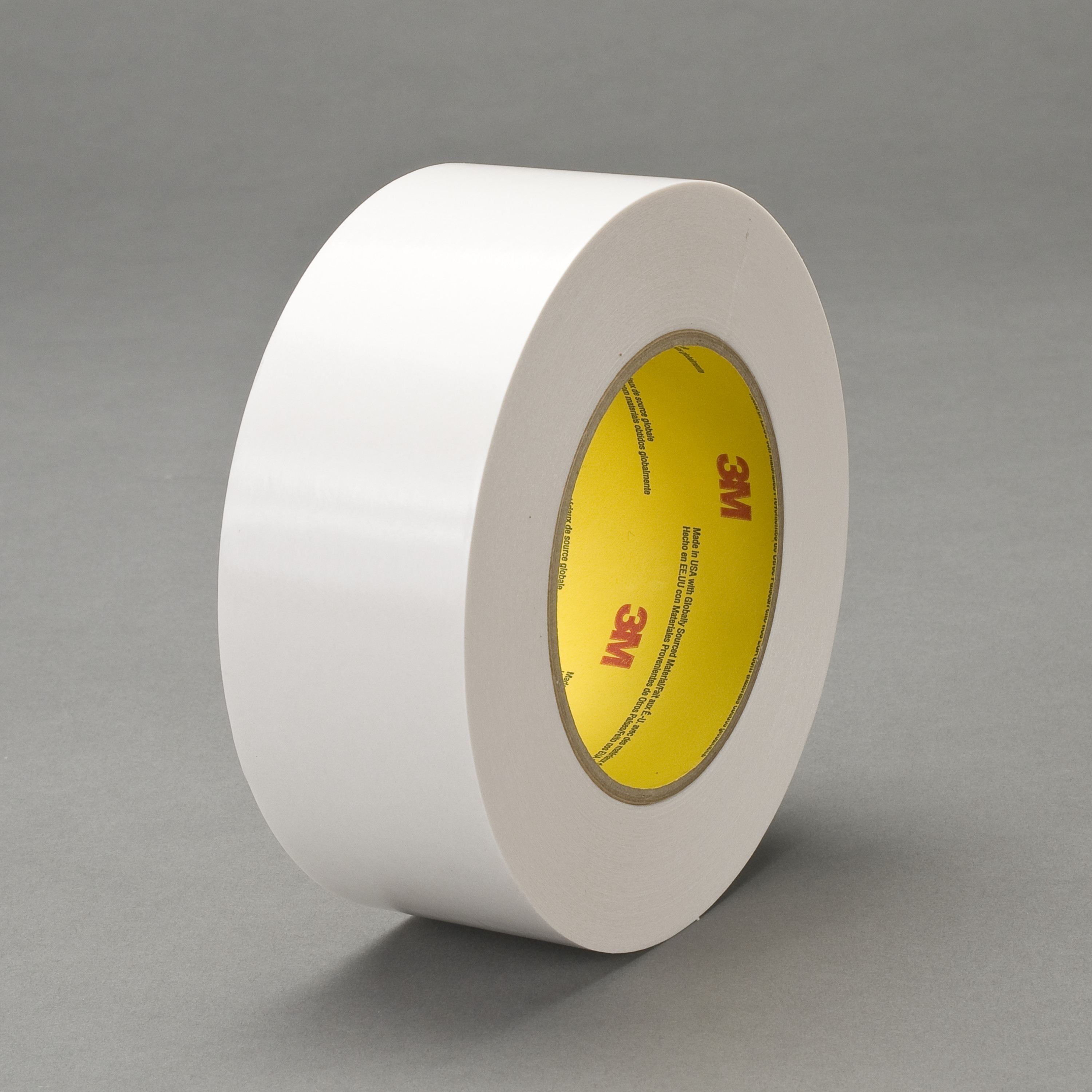 3M™ Double Coated Tape 9738, Clear, 36 mm x 55 m, 4.3 mil, 32 rolls per case