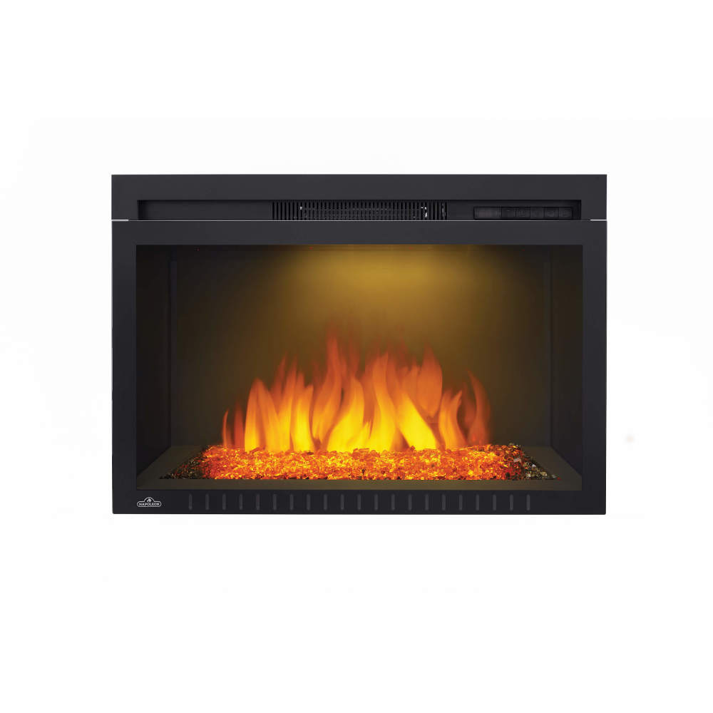 Click to view Cinema™ Glass 29 Built-in Electric Fireplace