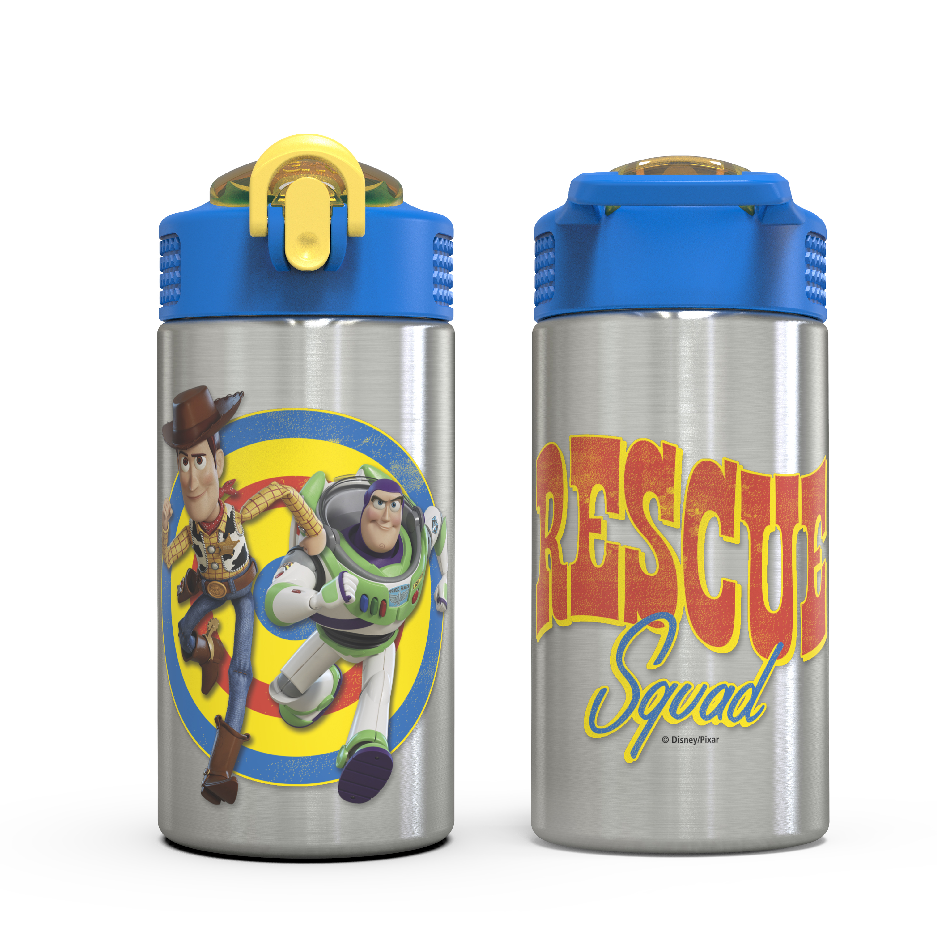 Toy Story 4 15.5 ounce Water Bottle, Buzz & Woody slideshow image 14