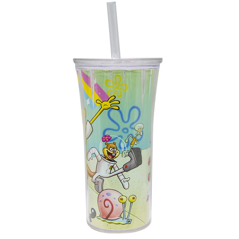 Nickelodeon 20 ounce Insulated Tumbler, SpongeBob SquarePants slideshow image 7