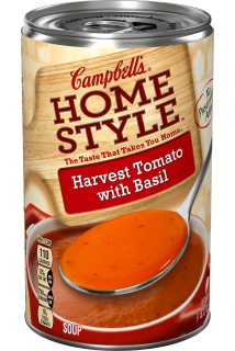 Harvest Tomato with Basil Soup