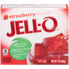 Jell-O Strawberry Gelatin Dessert 3 oz Box