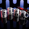 Star Wars 11.5 ounce Coffee Mug, Luke Skywalker, Boba Fett, Han Solo & Darth Vader slideshow image 2